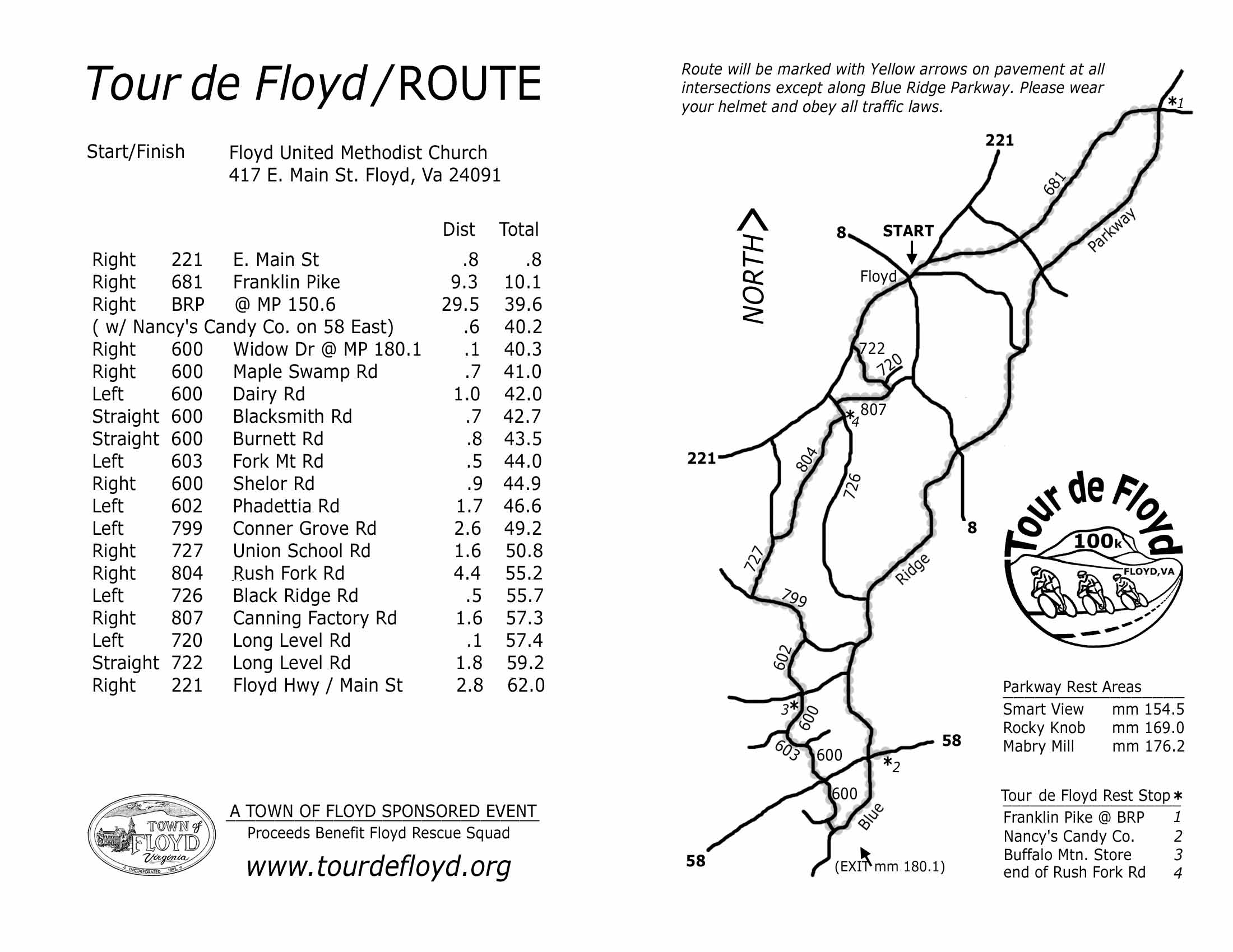 Thumbnail of Route Map