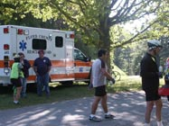 Rescue Squad at Rest Stop 1
