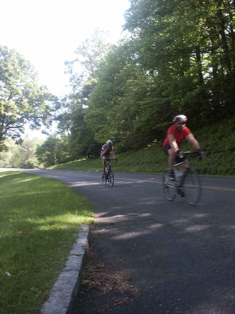 On the Parkway